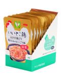 """Корм для кошек AIXIA """"Iitokotori"""", измельченное куриное филе в холодце.пауч 40 г"""