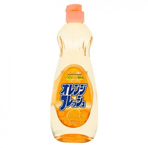 """Средство для мытья посуды, овощей и фруктов ROCKET SOAP """"Fresh"""" с ароматом апельсина"""