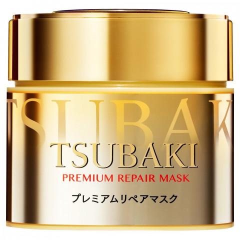 """Восстанавливающая маска для поврежденных волос с маслом камелии SHISEIDO """"Tsubaki"""""""