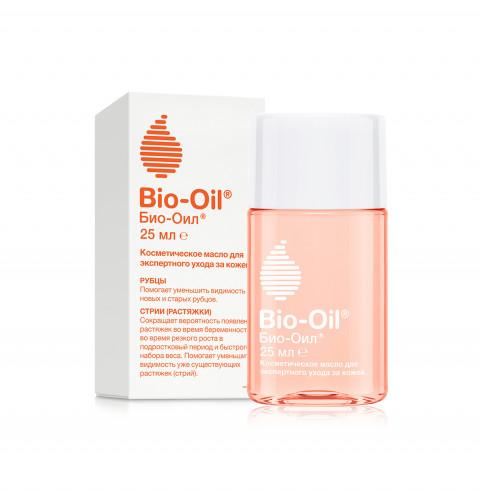 Bio-Oil косметическое от шрамов, растяжек, неровного тона 25 мл