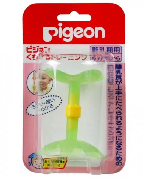 Прорезыватель Pigeon обучающий с 4-х месяцев