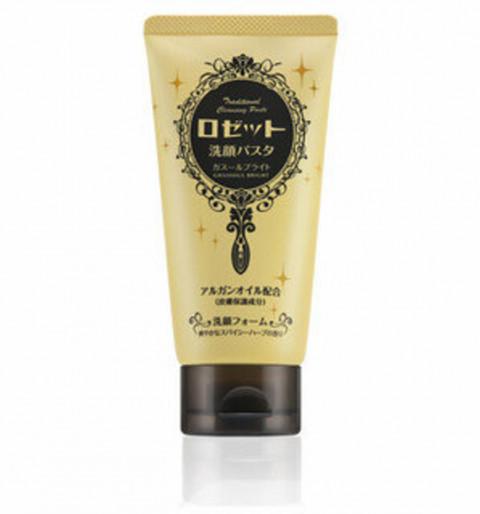 Очищающая паста для лица с марокканской глиной и аргановым маслом для всех типов кожи ROSETTE