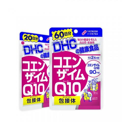 DHC Коэнзим Q10 180шт 90дн