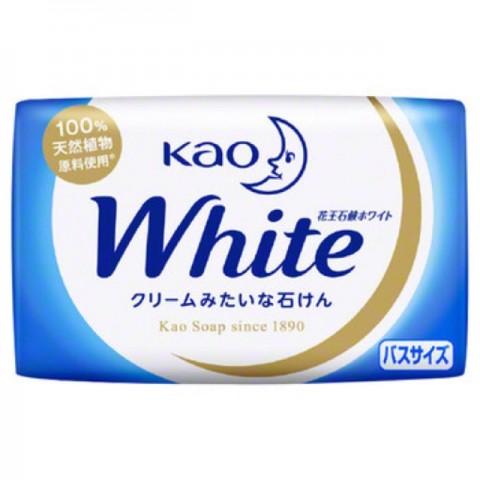 """Увлажняющее крем-мыло для тела на основе кокосового молока КAO """"White"""" с ароматом белых цветов"""