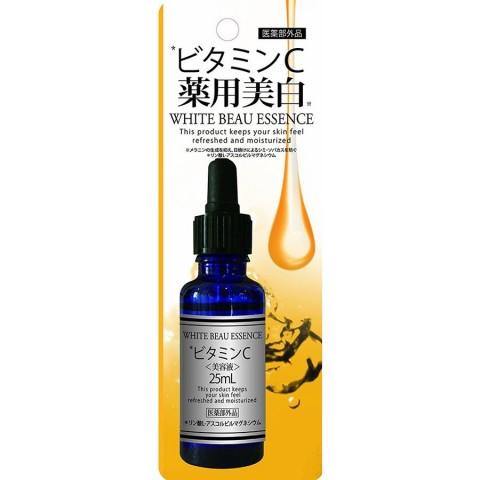 JAPAN GALS Сыворотка для лица с витамином С, 25 мл