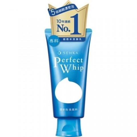 """Пенка для лица """"Идеальное очищение"""" Senka Perfect Whip от Shiseido"""
