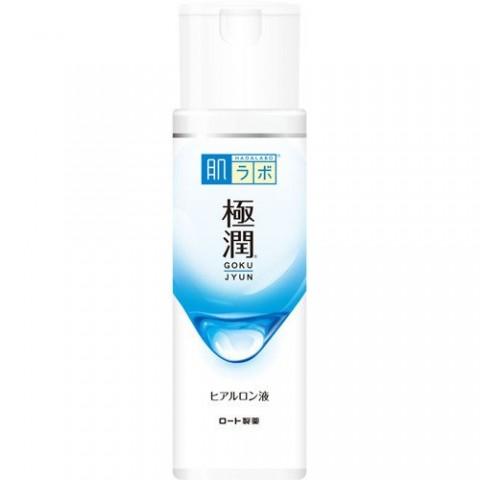 """Увлажняющийлосьон с гиалуроновой кислотой для сухой кожи ROHTO """"Hada Labo"""" Gokujun"""