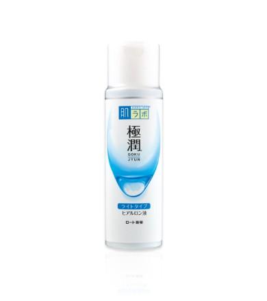 """Увлажняющий лосьон с гиалуроновой кислотой для нормальной и жирной кожи ROHTO """"Hada Labo"""" Gokujun"""