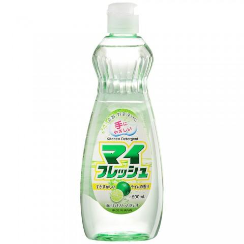 """Средство для мытья посуды, овощей и фруктов ROCKET SOAP """"Fresh"""" с ароматом лайма"""