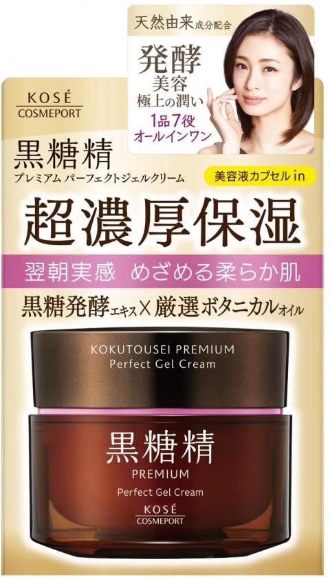 Суперувлажняющий гель-крем 7-в-1 PREMIUM Perfect Gel Cream, Kose